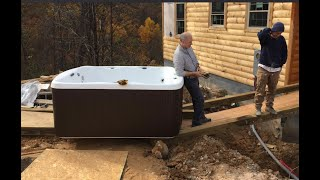 Smoky Mountain Cabin Rebuild Finale: Headache To Home