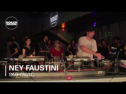 Ney Faustini Boiler Room São Paulo DJ Set