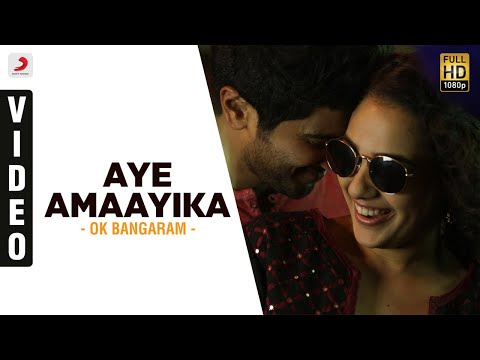 OK Bangaram - Aye Amaayika Video | A.R. Rahman, Mani Ratnam