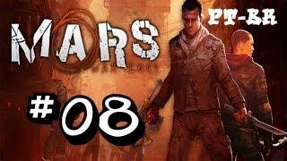 Mars: War Logs Gameplay #08 - Cisterna e Muitos Moles (Extreme) PT-BR