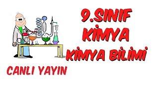 9.Sınıf Kimya - Kimya Bilimi