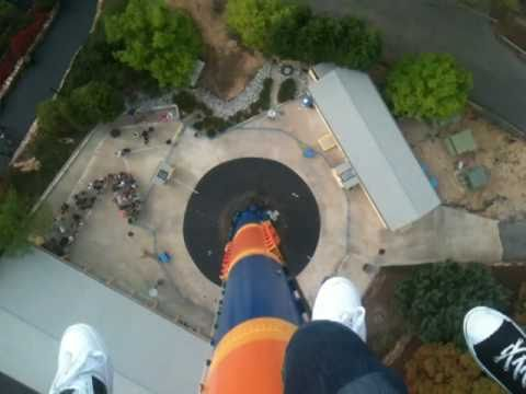 Acrophobia at Six Flags over Georgia