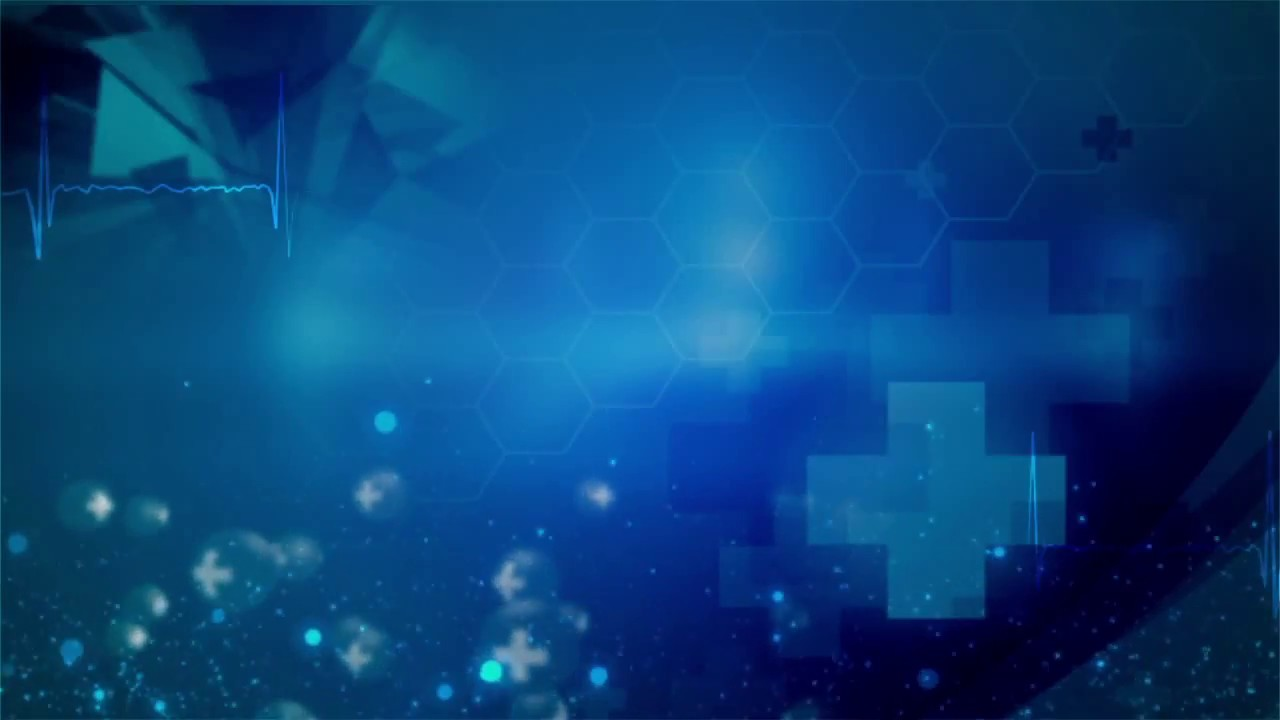 Hi Tech Blue Medical Background Video Effects In Full Hd