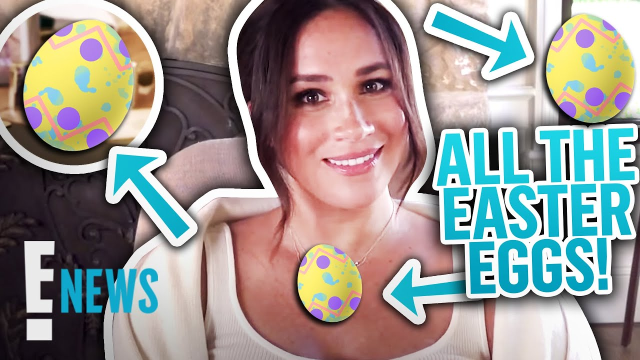 Meghan Markle's 40th Birthday Video: All the Easter Eggs News