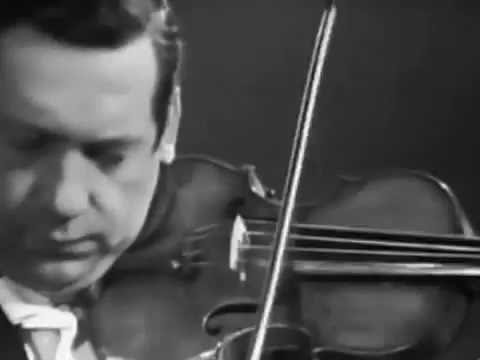 Bach-Chaconne from The Partita in D minor for solo violin  BWV 1004