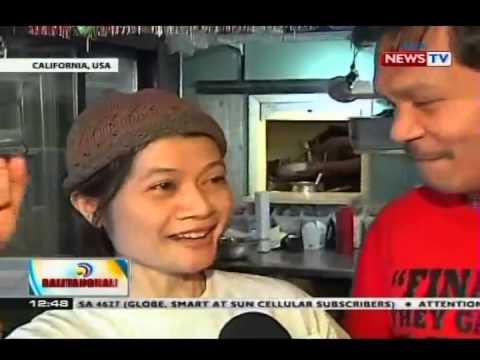 Manny Pacquiao, suki ng isang thai restaurant malapit sa Wild Card Gym sa Amerika