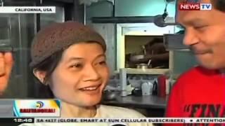 Download lagu Manny Pacquiao, suki ng isang thai restaurant malapit sa Wild Card Gym sa Amerika