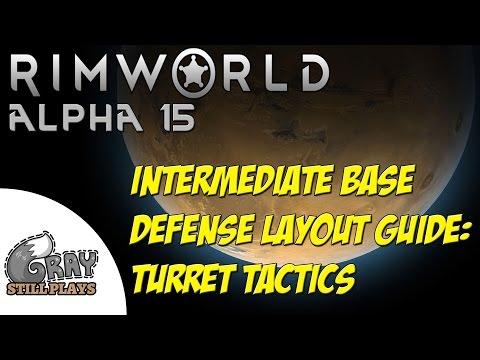 Download Rimworld Alpha 14 Tips Tutorial Beginner Base Defense Guide