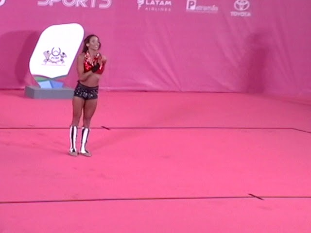 Fisicoculturismo Panamericanos Lima 2019 - Fitness damas (10)