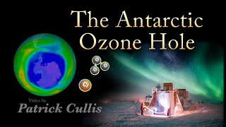 The Antarctic Ozone Hole is an annual springtime event above Earth'...