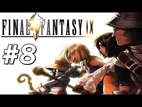 Final Fantasy IX - #8 : Uma Produção Macabra !!!