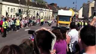Calne Olympic Torch Relay 2012 - green-stripe.co.uk
