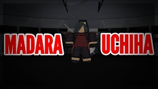 MADARA UCHIHA! | Anime Cross 2 | ROBLOX