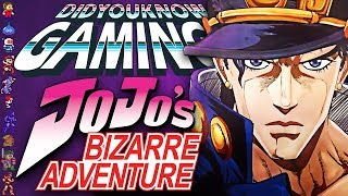 Anime Games: JoJo's Bizarre Adventure - Did You Know Gaming? Feat. Dazz