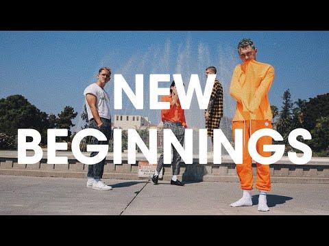 Push Baby — New Beginnings (lyric Video)