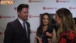 When Channing Tatum Saved Mila Kunis' Life During 'Jupiter Ascending' Shoot