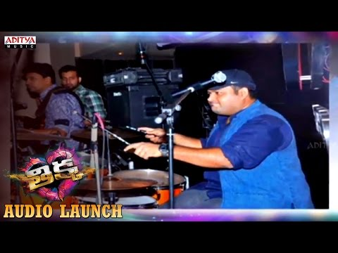 SS Thaman Special AV  At Thikka Audio Launch || Sai Dharam Tej, Larissa Bonesi, Mannara