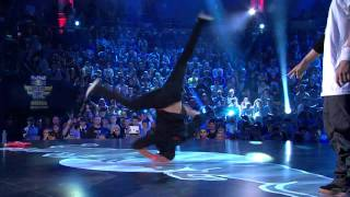 Lil G vs Roxrite - Final Battle - Red Bull BC One 2011 Moscow