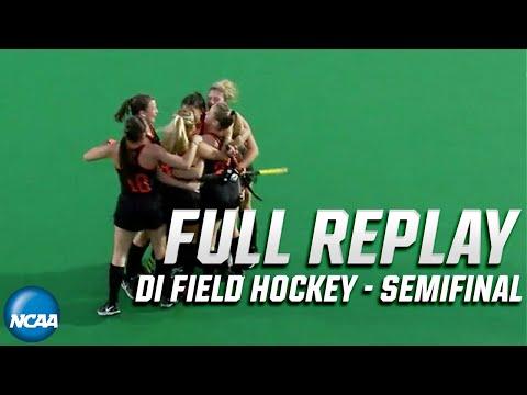 Princeton V. Virginia: 2019 NCAA Division I Field Hockey Semifinals (Full Replay)