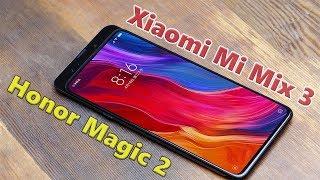 видео Анонс Xiaomi Mi Mix 2s — самый крутой безрамочник