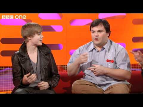 Justin Bieber & Jack Black Jam - The Graham Norton Show preview - Series 8 Episode 6 - BBC One