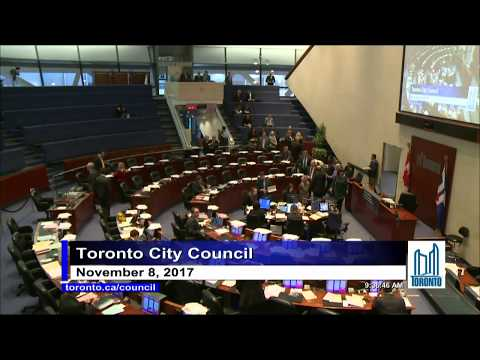 City Council - November 8, 2017 - Part 1 of 3 - Morning Session