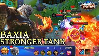 Baxia Build and Skill Combo - Mobile Legends Bang Bang