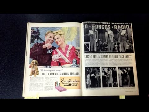 Life magazine - March 12, 1945 - Video Tour