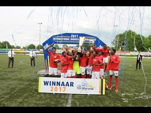 FCN/RtD U/15 tog flotte sejre i Holland