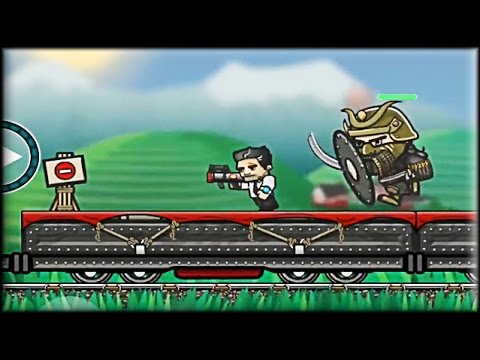 Storm the Train Game (Android & iOS)