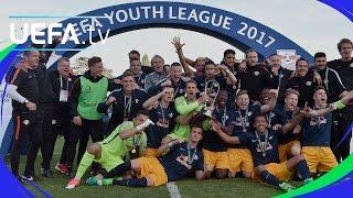 UEFA Youth League final Salzburg v Benfica highlights