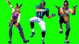 Fortnite All Dances Season 1-6 Updated to Spike It