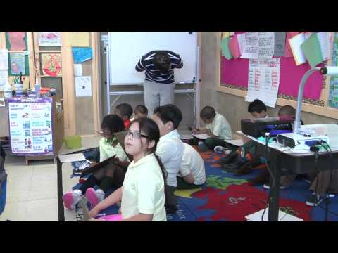 Between Two Worlds: Bilingual Education in the Nation's Capital (HQ)