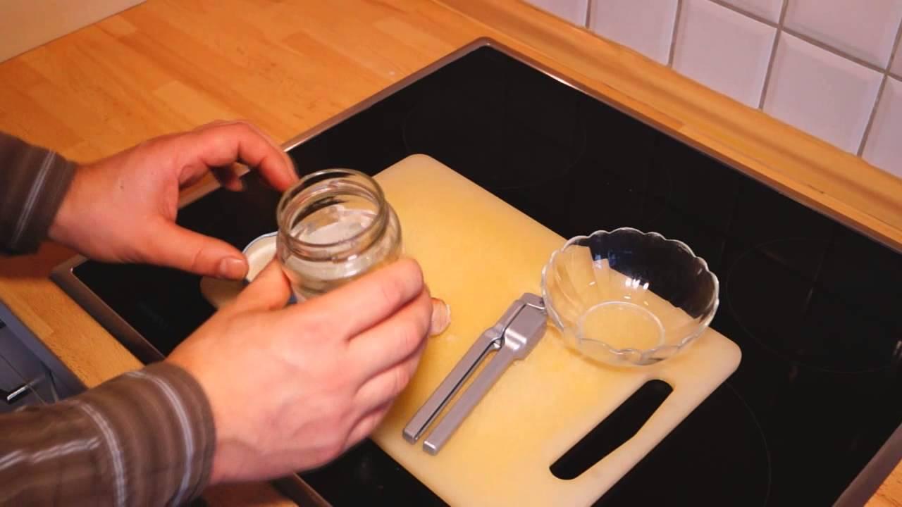 Knoblauch schälen und pressen ohne viel Arbeit ! YouTube ~ 01095814_Garten Gestalten Ohne Viel Arbeit