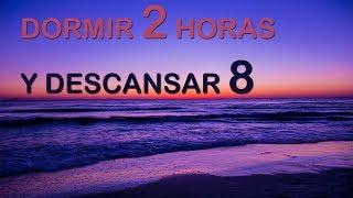 Musica para DORMIR 2 horas y DESCANSAR 8 | Ondas Delta