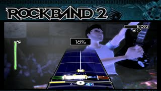 Rockband 2: Carry on Wayward Son Expert Guitar (5 stars 97%)