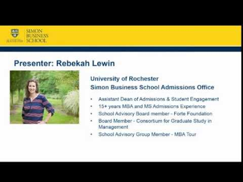 Scholarships, Grants & Loans: Tips for How to Finance Your MBA - Webinar