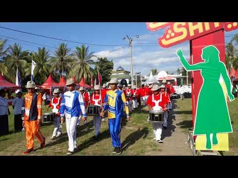 Marching Band Gema Sholawat Nabi-Ponpes Al Qodiri Jember