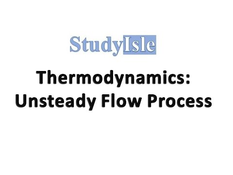 T10. Unsteady Flow Process Based on UPSC Engineering Services Examination (Hindi)
