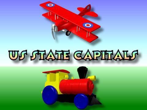 Children's: US State Capitals