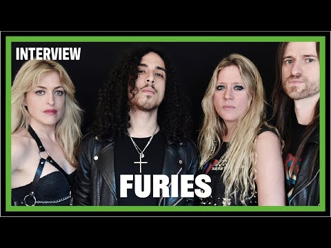 Interview Skype avec le groupe FURIES