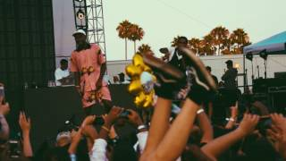 Telephone Calls - Tyler the Creator and A$AP Rocky Live at Long Beach Agenda