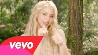 Shakira Me Enamoré Legendado Tradução