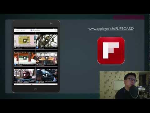 Créer un magazine personnalisé avec Flipboard [podcast #5]