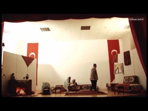 Niksar Belediyesi Gençlik Tiyatrosu Kanlısırt Kahramanları  Çanakkale 57. Alay