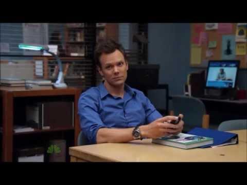 Community - Jeff & his phone