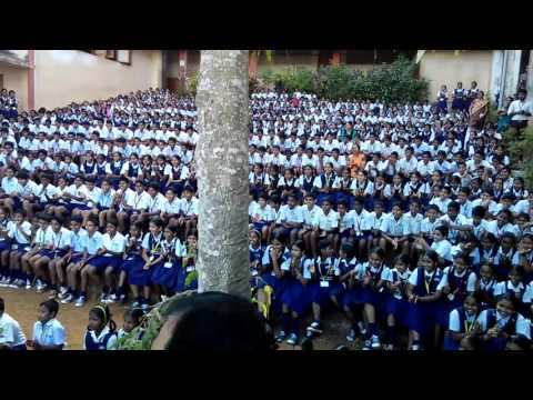 Nilesh Parab solo for school students