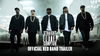 Straight Outta Compton - Red Band Trailer with Introduction from Dr. Dre and Ice Cube