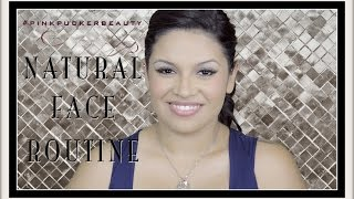 Natural Face Routine Thumbnail