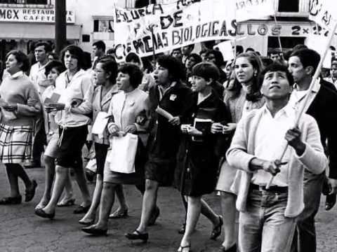 Resultado de imagen para estudiantes del IPN en el movimiento estudiantil de 1968